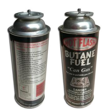 Fuel Energy 190g Round Shape Portable butane gas canister
